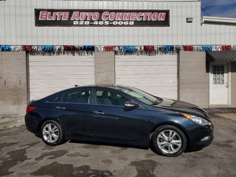 2013 Hyundai Sonata for sale at Elite Auto Connection in Conover NC