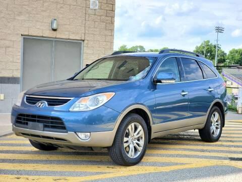 2012 Hyundai Veracruz for sale at FAYAD AUTOMOTIVE GROUP in Pittsburgh PA