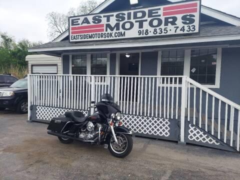 2008 Harley-Davidson Electra Glide for sale at EASTSIDE MOTORS in Tulsa OK