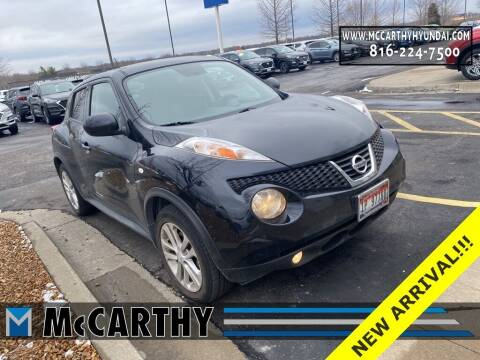 2014 Nissan JUKE for sale at Mr. KC Cars - McCarthy Hyundai in Blue Springs MO