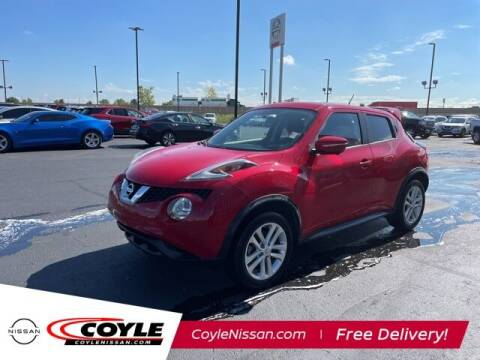 2015 Nissan JUKE for sale at COYLE GM - COYLE NISSAN - Coyle Nissan in Clarksville IN