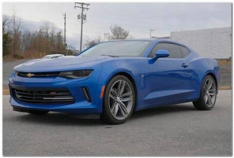 2017 Chevrolet Camaro for sale at WHITE MOTORS INC in Roanoke Rapids NC