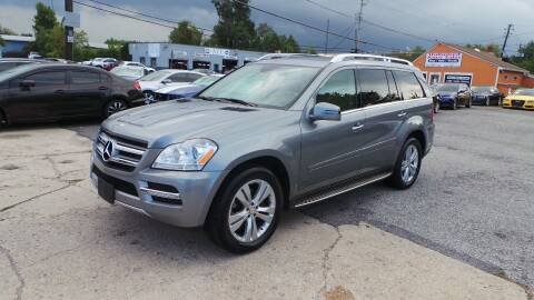 2011 Mercedes-Benz GL-Class for sale at Unlimited Auto Sales in Upper Marlboro MD