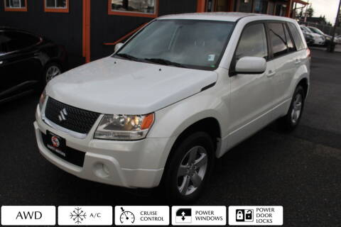 2012 Suzuki Grand Vitara for sale at Sabeti Motors in Tacoma WA