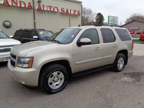2007 Chevrolet Tahoe for sale at De Anda Auto Sales in Storm Lake IA