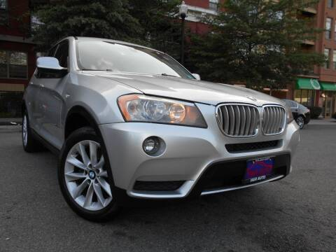 2013 BMW X3 for sale at H & R Auto in Arlington VA