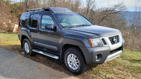 2015 Nissan Xterra for sale at Rare Exotic Vehicles in Weaverville NC