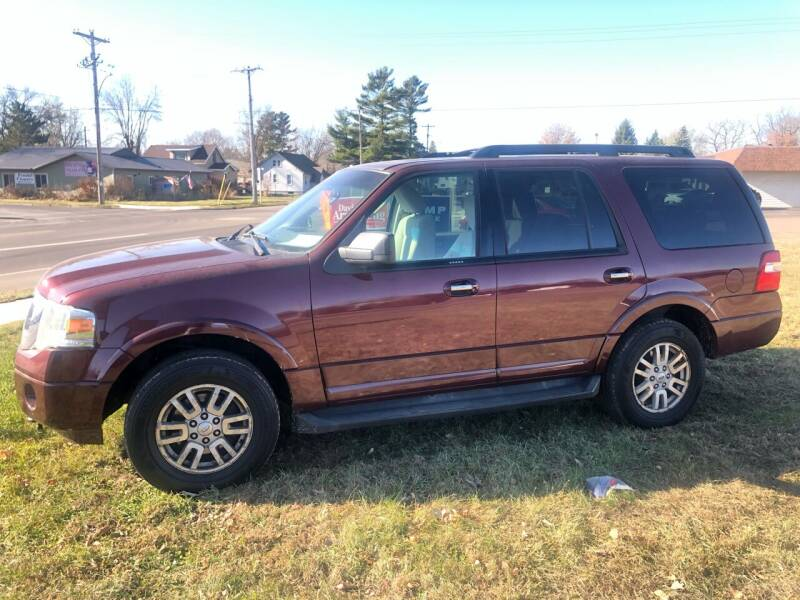 2011 Ford Expedition for sale at Blakes Auto Sales in Rice Lake WI