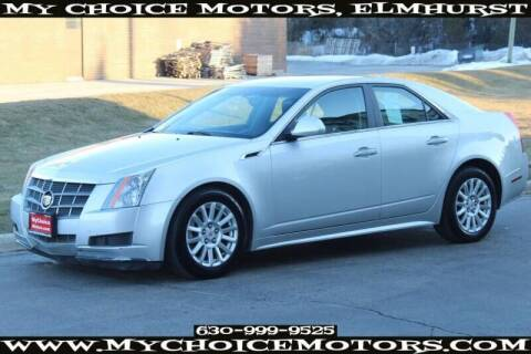 2011 Cadillac CTS for sale at My Choice Motors Elmhurst in Elmhurst IL