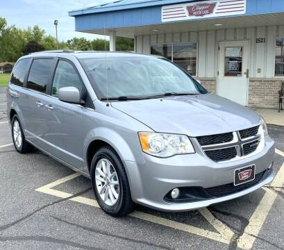 2019 Dodge Grand Caravan for sale at Clapper MotorCars in Janesville WI