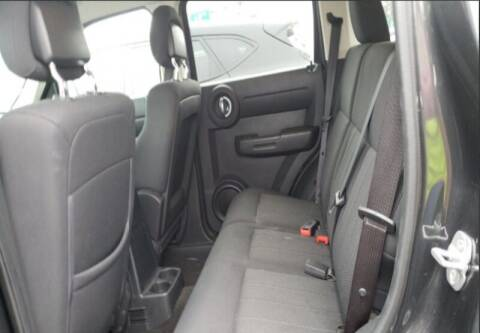 2011 Dodge Nitro for sale at JacksonvilleMotorMall.com in Jacksonville FL