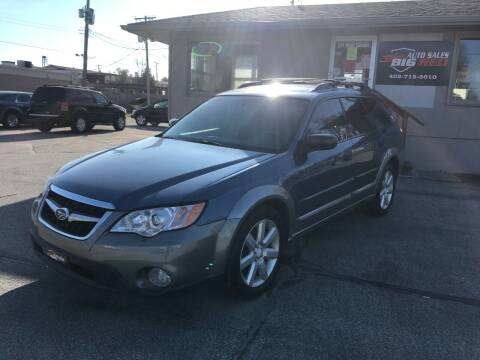 2008 Subaru Outback for sale at Big Red Auto Sales in Papillion NE