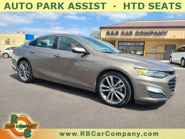 2020 Chevrolet Malibu for sale at R & B Car Company in South Bend IN