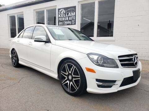 2014 Mercedes-Benz C-Class for sale at Kellam Premium Auto Sales & Detailing LLC in Loudon TN