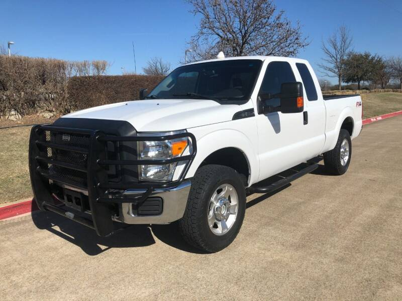 2016 Ford F-250 Super Duty for sale at Taylor Investments in Plano TX