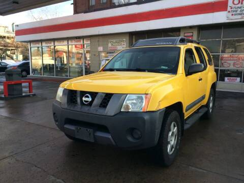 2005 Nissan Xterra for sale at Capitol Hill Auto Sales LLC in Denver CO