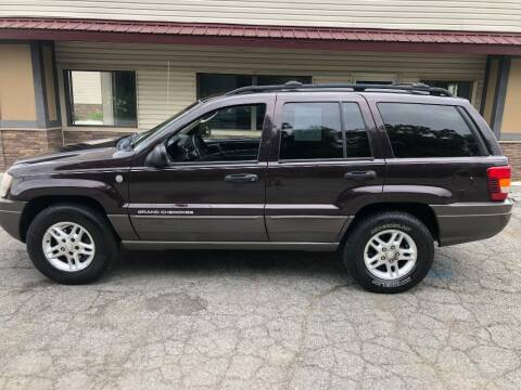2004 Jeep Grand Cherokee for sale at Settle Auto Sales TAYLOR ST. in Fort Wayne IN