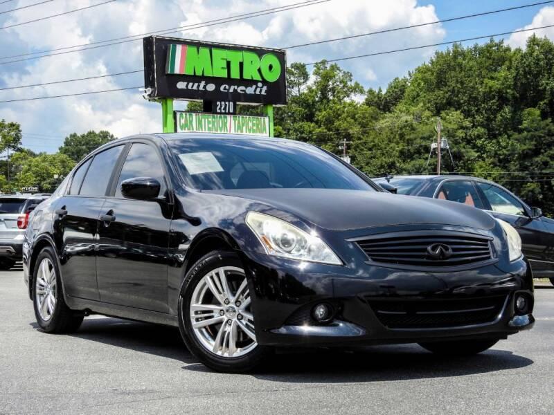 2013 Infiniti G37 Sedan for sale in Smyrna, GA