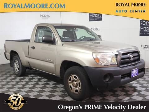 2006 Toyota Tacoma for sale at Royal Moore Custom Finance in Hillsboro OR