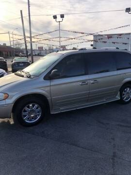 2006 Chrysler Town and Country for sale at Bryans Car Corner in Chickasha OK