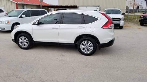 2014 Honda CR-V for sale at Key City Motors in Abilene TX
