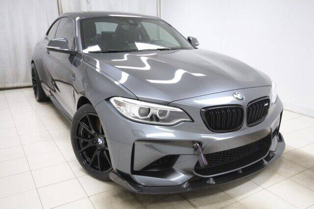 2017 BMW M2 for sale at EMG AUTO SALES in Avenel NJ
