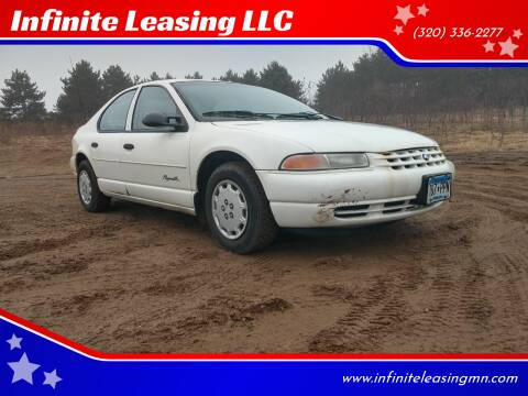 1999 Plymouth Breeze for sale at Infinite Leasing LLC in Lastrup MN