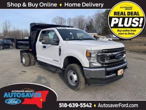 2021 Ford F-350 Super Duty for sale at Autosaver Ford in Comstock NY