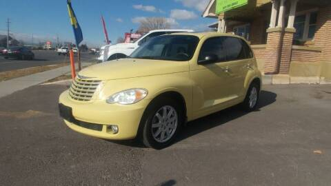 2007 Chrysler PT Cruiser for sale at Everett Automotive Group in Pleasant Grove UT