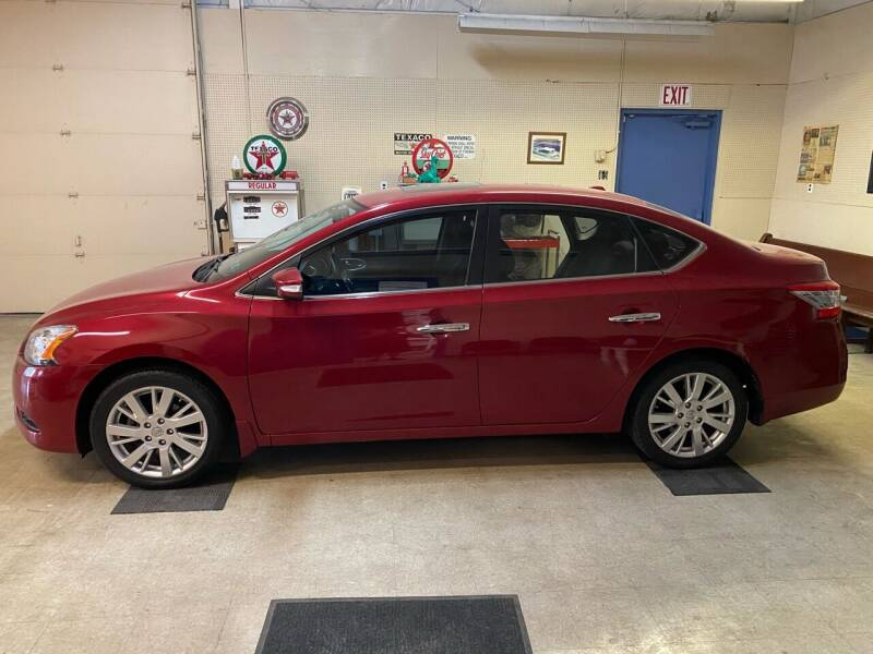 2013 Nissan Sentra for sale at Miller's Autos Sales and Service Inc. in Dillsburg PA