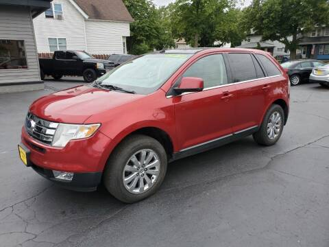 2008 Ford Edge for sale at AFFORDABLE AUTO, LLC in Green Bay WI