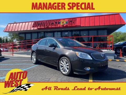 2015 Buick Verano for sale at Autowest of GR in Grand Rapids MI