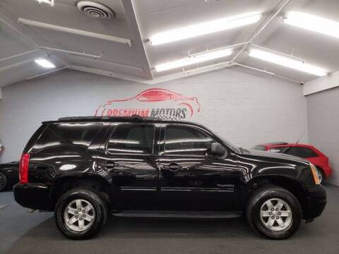 2013 GMC Yukon for sale at Premium Motors in Villa Park IL