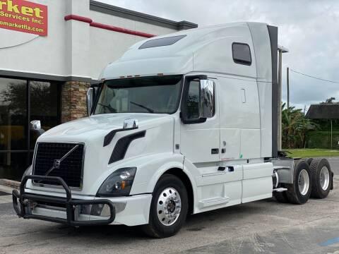 2016 Volvo VNL for sale at The Auto Market Sales & Services Inc. in Orlando FL