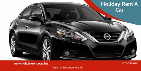 2017 Nissan Altima for sale at Holiday Rent A Car in Hobart IN