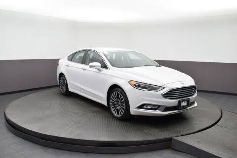 2017 Ford Fusion for sale at M & I Imports in Highland Park IL