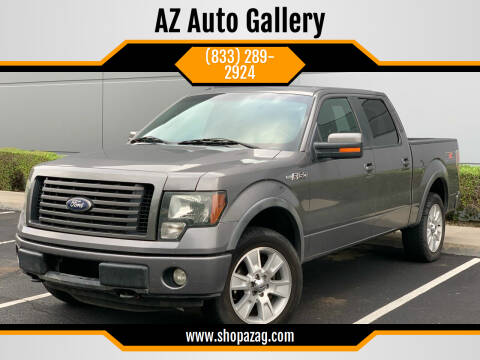 2011 Ford F-150 for sale at AZ Auto Gallery in Mesa AZ