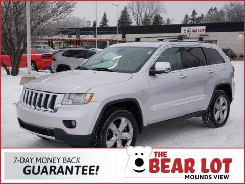 2013 Jeep Grand Cherokee for sale at Rydell Auto Outlet in Mounds View MN