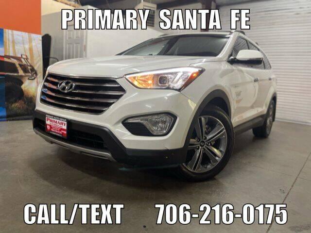 2015 Hyundai Santa Fe for sale at Primary Auto Group in Dawsonville GA
