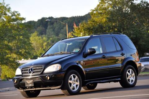 2001 Mercedes-Benz M-Class for sale at T CAR CARE INC in Philadelphia PA