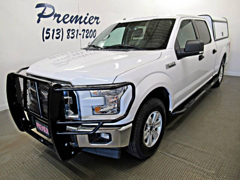 2017 Ford F-150 for sale at Premier Automotive Group in Milford OH