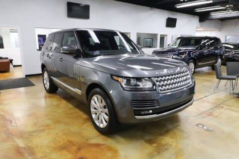 2017 Land Rover Range Rover for sale at RPT SALES & LEASING in Orlando FL