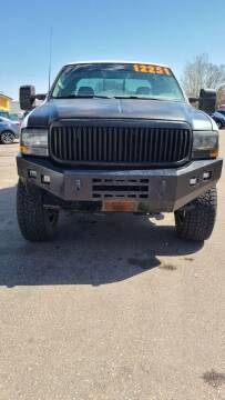2003 Ford F-250 Super Duty for sale at BELOW BOOK AUTO SALES in Idaho Falls ID