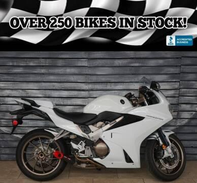 2014 Honda VFR800F for sale at AZMotomania.com in Mesa AZ