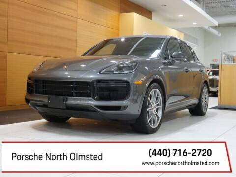 2019 Porsche Cayenne for sale at Porsche North Olmsted in North Olmsted OH