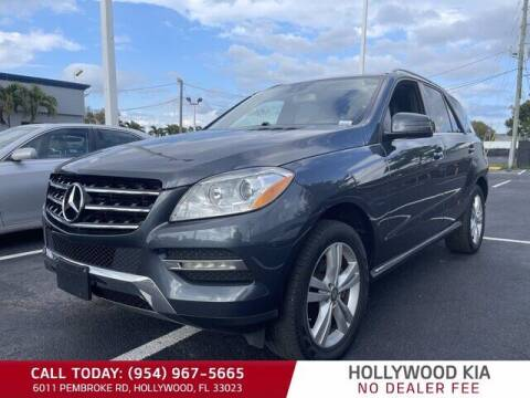 2015 Mercedes-Benz M-Class for sale at JumboAutoGroup.com in Hollywood FL