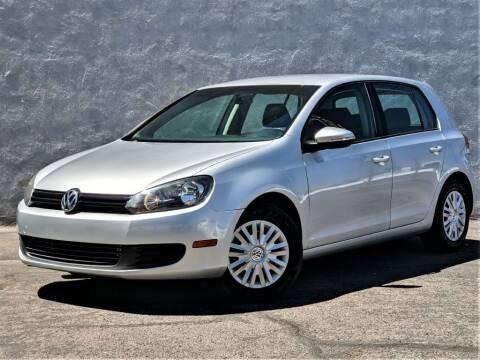 2011 Volkswagen Golf for sale at Divine Motors in Las Vegas NV