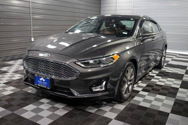 2019 Ford Fusion Hybrid for sale in Sykesville, MD