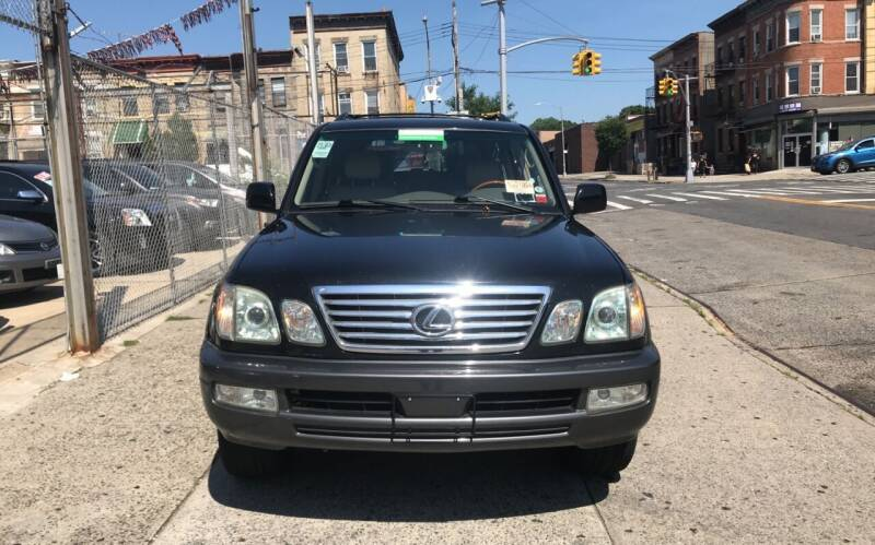 2006 Lexus LX 470 for sale at Luxury 1 Auto Sales Inc in Brooklyn NY