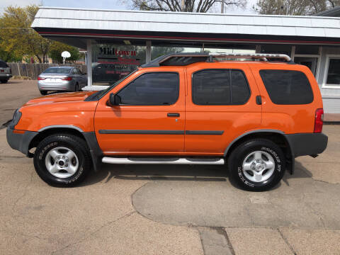 2003 Nissan Xterra for sale at Midtown Motors in North Platte NE